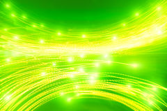 Abstract green saturated background Royalty Free Stock Photos