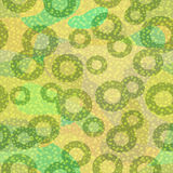 Abstract Green Seamless Pattern Royalty Free Stock Images