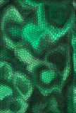 Abstract green snake background Stock Photo