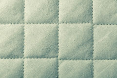 Abstract green soft textured background with squares Stock Image