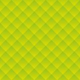Abstract Green Square Geometric Background. Vector Royalty Free Stock Image