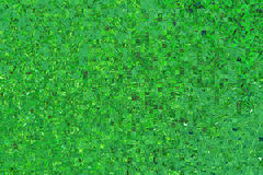 Abstract green squares background Royalty Free Stock Images
