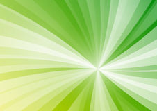 Abstract green star lines background Stock Photos