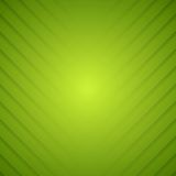 Abstract green striped vector background Stock Image