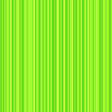 Abstract green stripes vector seamless pattern Stock Image