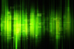 Abstract green tech background. Abstract dark green tech background vector illustration