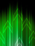 Abstract Green technology background. Abstract creative Green technology background Stock Illustration