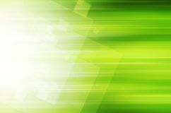 Abstract green technology background. Abstract green light technology background stock illustration
