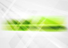 Abstract green technology background Stock Photo