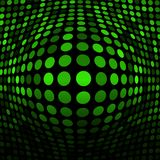 Abstract Green Technology Background royalty free illustration