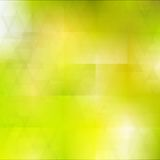 Abstract green tender background Stock Photo