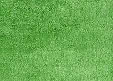 Abstract green textile towel texture. Royalty Free Stock Photos