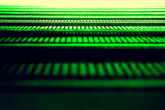 Abstract green texture Stock Photos