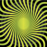 Abstract green twirl Royalty Free Stock Images