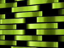 Abstract green waves background Royalty Free Stock Photo