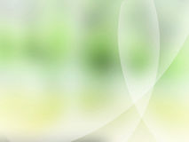 Abstract green and yellow background Royalty Free Stock Images