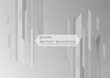Abstract grey background with copy space for text. Stock Image