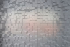 Abstract grey background. Abstract grey and red blocks background Royalty Free Stock Photos