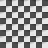 Abstract grey background. Square design and style. Vector Royalty Free Stock Photography