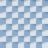 Abstract grey background. Square design and style. Vector illustration Stock Photography