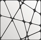 Abstract grey background. Vector illustration modern design.  Royalty Free Stock Images