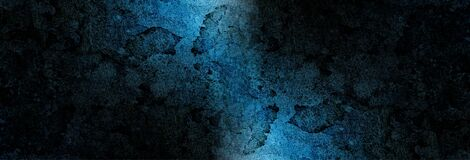 Free Abstract Grey Blue Black Color Mixture Shaded With Black Background Wall Rough Dry Texture Background. Stock Photography - 199879302