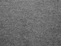 Abstract Grey fabric texture background Stock Images