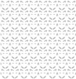 Abstract grey face shapes pattern. For web and graphic projects Royalty Free Stock Image