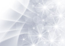 Abstract grey graphics background with stars Royalty Free Stock Photos