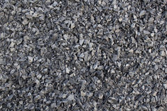 Abstract Grey Gravel Texture Royalty Free Stock Photo