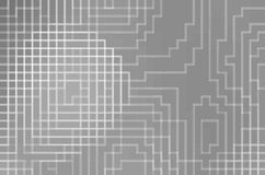 Abstract grey light background. Abstract grey light and square background Stock Photography