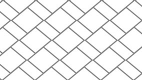 Abstract grey lines pattern on white background vector illustration
