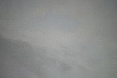 Abstract grey painting, illustration, background Stock Image