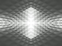 Abstract grey pattern Royalty Free Stock Images