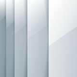 Abstract grey rectangle shapes Stock Photography
