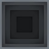 Abstract grey rectangle shapes vector background Stock Photos