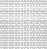 Abstract grey shapes pattern. For web and graphic projects Royalty Free Stock Photo