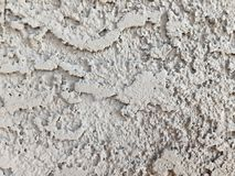 Abstract grey stucco textured background royalty free stock photos