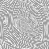 Abstract Grey Wave Background stock illustratie