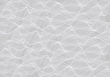 Abstract grey wavy background Royalty Free Stock Images