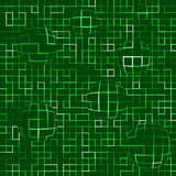 Abstract grid background. Wit 3-d balls Royalty Free Stock Images