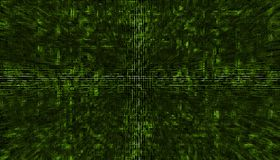 Abstract grid background Royalty Free Stock Photos