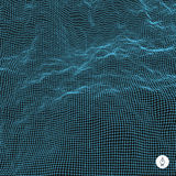 Abstract grid background. Water surface. Vector Royalty Free Stock Photos