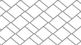 Abstract grijs lijnenpatroon op witte achtergrond royalty-vrije stock foto