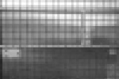 Abstract grijs mozaïekblok Royalty-vrije Stock Afbeelding