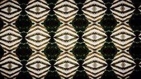 Abstract groen en wit exclusief behang Stock Afbeeldingen