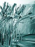Abstract groen gras stock illustratie