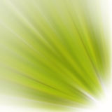 Abstract groen licht als achtergrond Royalty-vrije Stock Afbeeldingen
