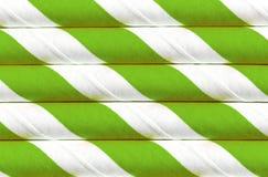 Abstract groen patroon als achtergrond Stock Fotografie