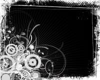 Abstract grunge stock illustration